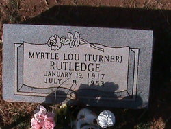 Myrtle Lou Rutledge