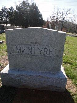 Mary Jane <I>Martin</I> McIntyre