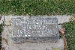 Elmer Bartell Brown