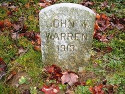 John W Warren