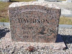 Hilory Gene Davidson