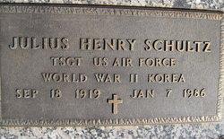 Julius Henry Schultz