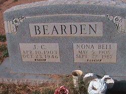 Nona Bell <I>Maddux</I> Bearden