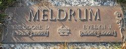 Evelyn J Meldrum