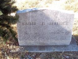 Kimber Lee Berridge
