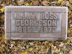 Lillian <I>Rossi</I> Georgeson