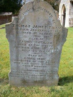 Thomas James Tilly