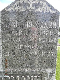 Gerd H. Husmann