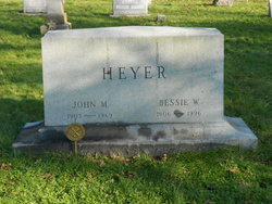John M. Heyer