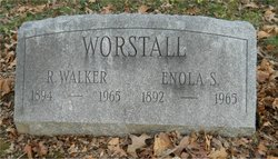 Enola <I>Slack</I> Worstall