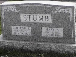 Mary Anne <I>Fries</I> Stumb