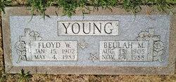 Beulah M. Young