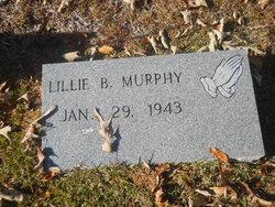 Lillie B Murphy