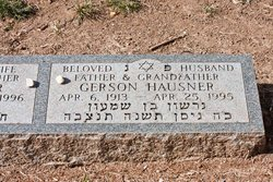 Gershon Hausner