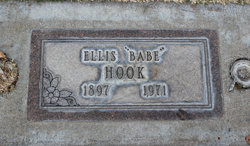 """Ellis """"Babe"""" Hook"""