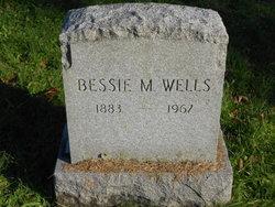 Bessie M. Wells