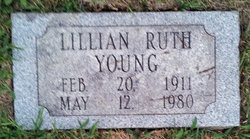 Lillian Ruth Young