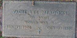 Vacie Lee Meadows