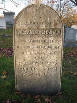 Lieut William Augustus Garland