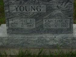 Caroline Clara <I>Theesen</I> Young