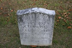 William Stockton Clements