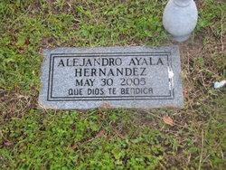 Alejandro Ayala Hernandez