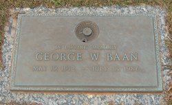 George William Baan