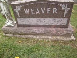 Loretta <I>Black</I> Weaver