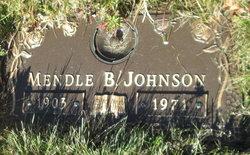 Mendle B Johnson