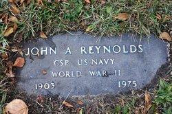 John A. Reynolds