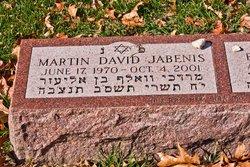 Martin David Jabenis