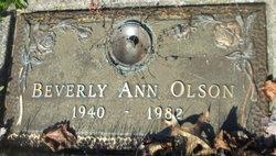Beverly Ann <I>See</I> Olson