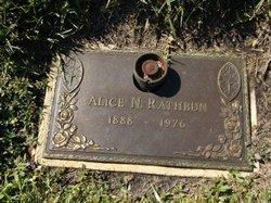 Alice N Rathbun