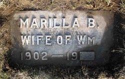 Marilla B. Meurer