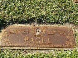 Margaret M Pagel