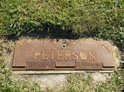 Bertha H Peterson