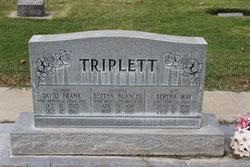 Bertha Blanche Triplett