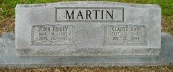 Gladys <I>Ray</I> Martin