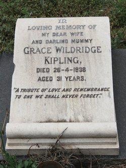 Grace Wildridge <I>Rice</I> Kipling