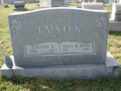 Chester D Tyson