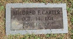 Mildred <I>Fine</I> Carter