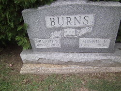 Minnie B. Burns