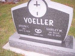 """Joseph C. """"Joe"""" Voeller"""