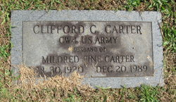 Clifford Cate Carter, Jr