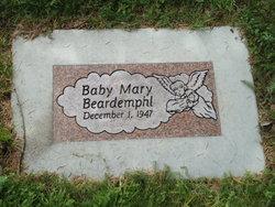 Baby Mary Beardemphl