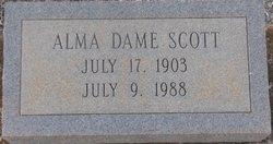 Alma Dame Scott