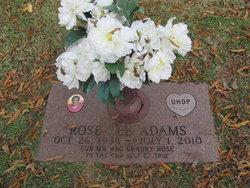 Rose Lee Adams