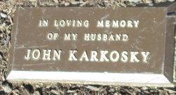 John Karkosky