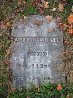 Abel Kimball