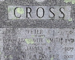 Laura Isabell Marcel <I>Jaeger</I> Cross